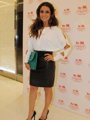 A atriz é uma das famosas adeptas da dieta Foto: AgNews