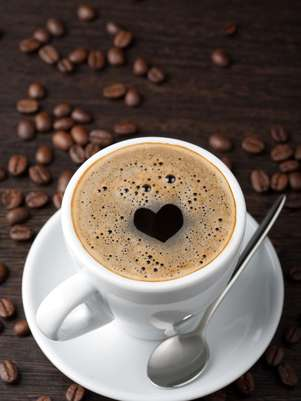 O café pode ajudar até a melhorar o humor Foto: Getty Images