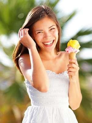 Sabores especiais lançados no verão, em todo o Brasil, são mais leves e refrescantes  Foto: Shutterstock