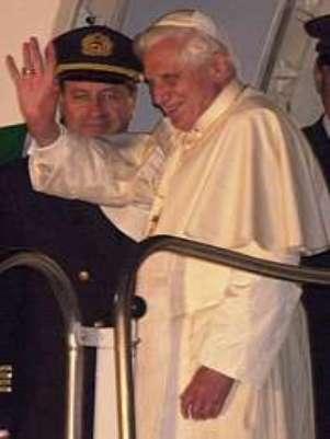Bento XVI anunciou sua renúncia nessa semana Foto: Marcelo Pereira / Terra