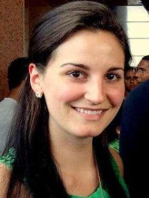 A diplomata Anne Smedinghoff, 25 anos, uma das vítimas Foto: Reprodução