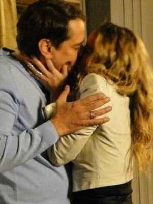 Amarylys e Eron tiveram noite de sexo na novela 'Amor à Vida' Foto: TV Globo / Divulgação