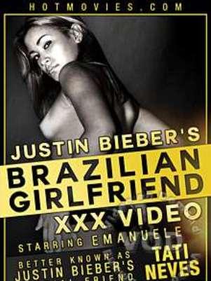 A capa do vídeo pornô oferecido pelo site Foto: Reprodução