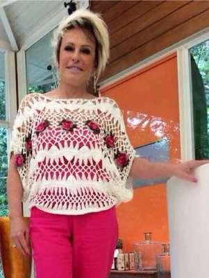 Ana Maria Braga Foto: TV Globo/Divulgação