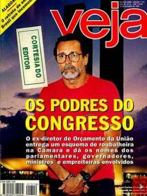 José Carlos Alves dos Santos foi o delator do maior esquema de corrupção até então no País Foto: Reprodução