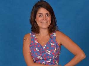 Bella completou o Paredão triplo, com dois votos Foto: Rede Globo / Divulgação