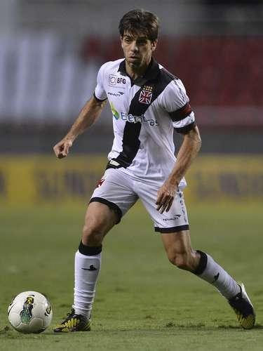 Juninho Pernambucano oficializou sua saída do Vasco; mesmo cotado para reforçar o Atlético-MG, meia reforçará o New York Red Bulls nos Estados Unidos