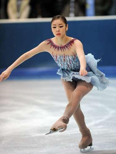49: Kim Yu-Na (Coreia do Sul) - patinação artística - 72,4mil pesquisas