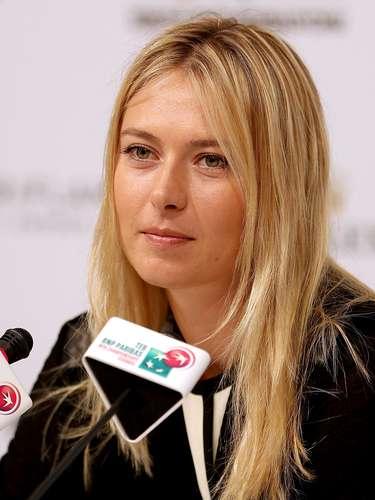 4: Maria Sharapova (Rússia): tênis - 8,86milhões de pesquisas