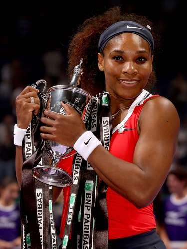 2: Serena Williams (Estados Unidos): tênis - 16,1milhões de pesquisas