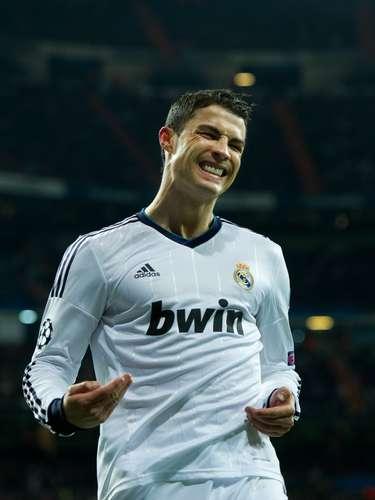 16: Cristiano Ronaldo (Portugal) - Futebol
