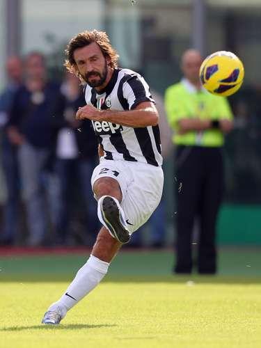 29: Andrea Pirlo (Itália) - Futebol