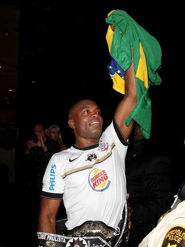 42: Anderson Silva (Brasil) - MMA