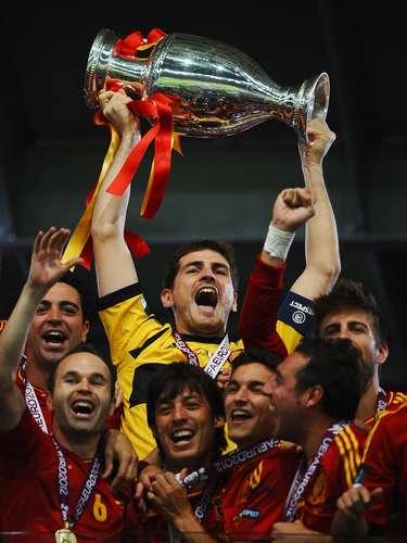 86: Iker Casillas (Espanha) - Futebol