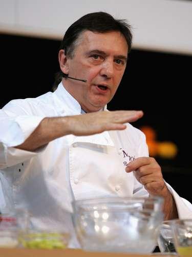 Raymond Blanc, 64 anos, chef:\