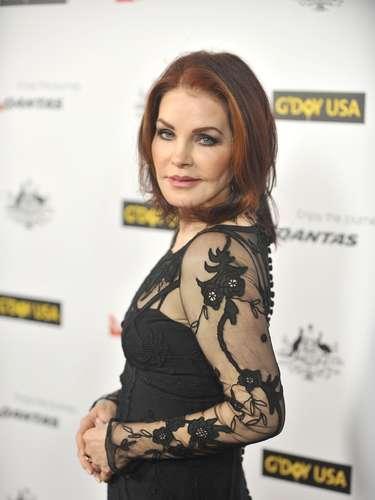 Priscilla Presley, 67 anos, atriz: \