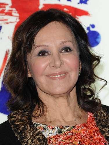 Arlene Phillips, 69 anos, coreógrafa:\