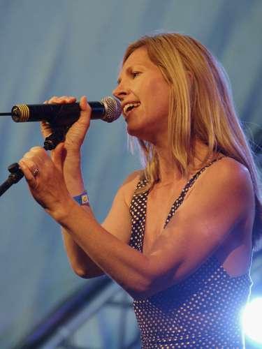 Sara Cracknell, 45 anos, cantora:\