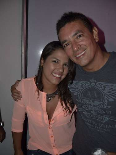Taís Ventura e Francisco Sarno