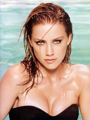 10. Amber Heard