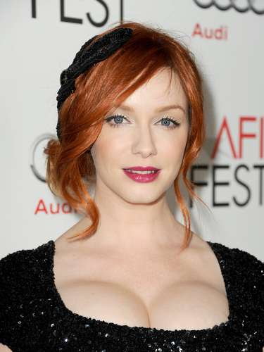 3. Christina Hendricks