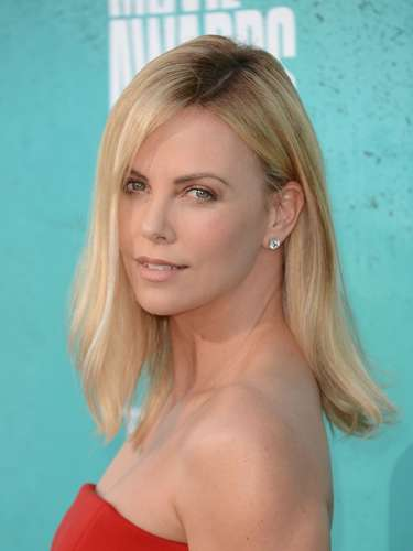 36. Charlize Theron