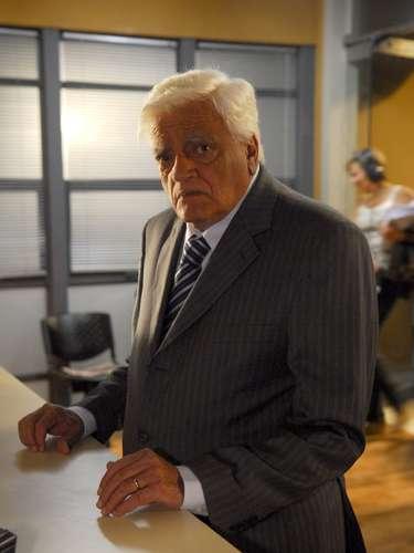 Na novela 'A Favorita', de João Emanuel carneiro, exibida em 2008, o ator viveu o médico Dante Salvatore