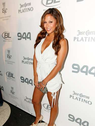 60ª: Vanessa Minnillo - atriz, ex-namorada do jogador de beisebol Derek jeter