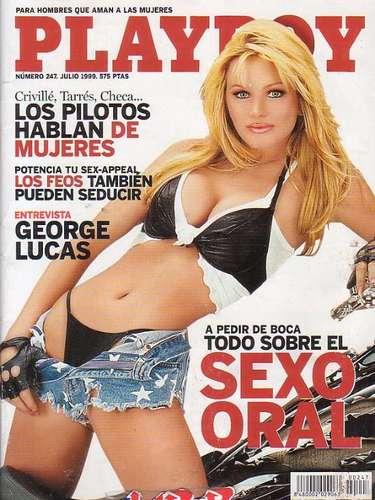 79ª: Laura Cover - modelo, mulher do ex-jogador de beisebol Aaron Booner