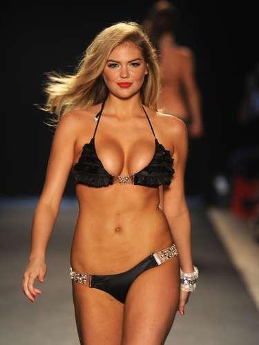 12ª: Kate Upton - modelo, namorada do jogador de beisebolJustin Verlander