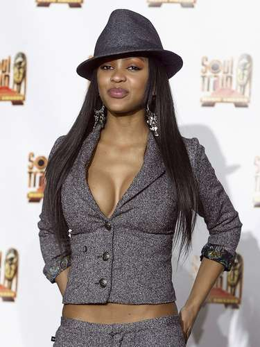 17ª: Meagan Good - atriz, ex-namorada do running back Thomas Jones