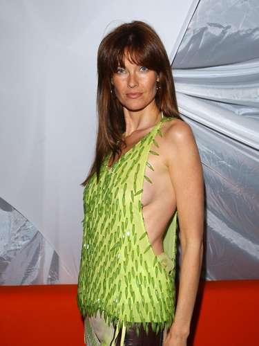 83ª: Carol Alt - modelo, ex-mulher do ex-jogador de hóquei Ron Greschner e atual namorada do jogador de hóquei Alexei Yashin