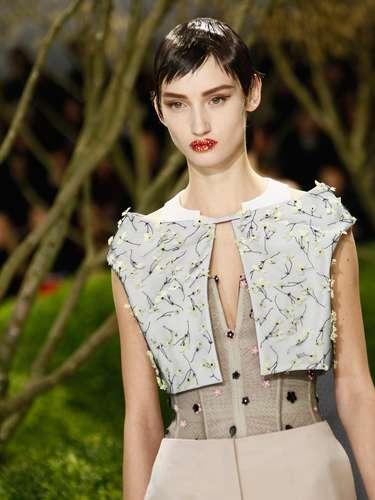 Para aprimavera/verão 2013, a Dior promete valorizar a silhueta feminina