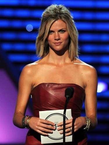 8ª: Brooklyn Decker - modelo, mulher do ex-tenista Andy Roddick