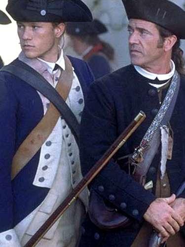 Em 'O Patriota' (2000), atuou com Mel Gibson, interpretando seu filho