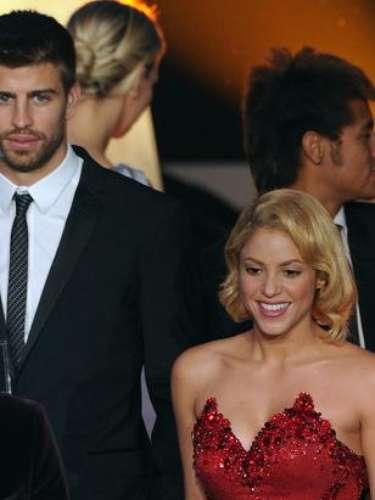 Shakira está com 35 anos, Piqué, com 25