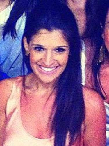 Luísa Batistella Püttow estudava Odontologia na Universidade Federal de Santa Catarina