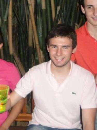 Natural de Uruguaiana (RS), Tiago Dovigi Segabinazzi morava em Santa Maria, onde estudava na UFSM