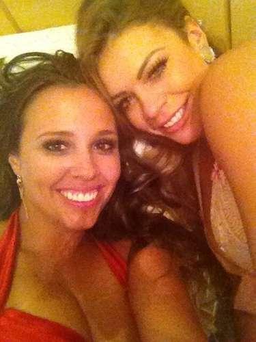Angelis e Manoella, de 'A Fazenda de Verão', usaram o Twitter para dizer que estão namorando