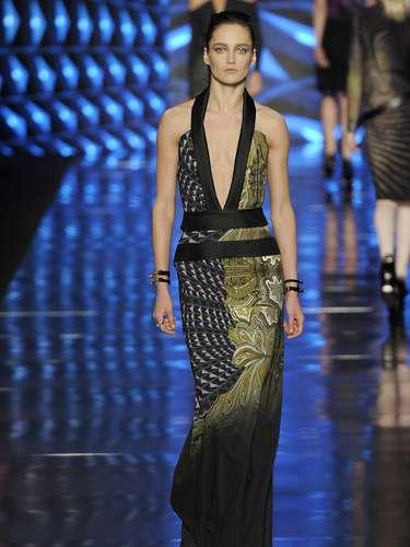 A grife Etro apresentou sua coleção nesta sexta-feira (22), terceiro dia da semana de moda de Milão