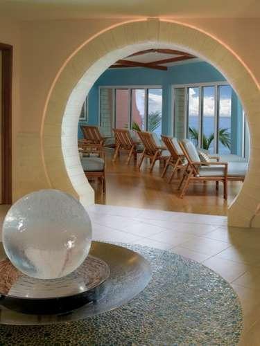 The Reefs, Bermuda: o spa La Serena é um dos principais destaques do hotel, com oito quartos de tratamentos, um quarto de relaxamento com vista para o Atlântico e menus personalizados para satisfazer as necessidades de cada hóspede