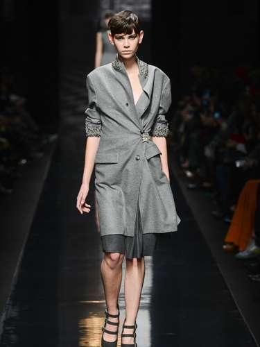 O resultado da coleção, como sempre se espera da coleção do estilista italiano, foi elegância, sofisticação, sensualidade e peças fáceis de vestir