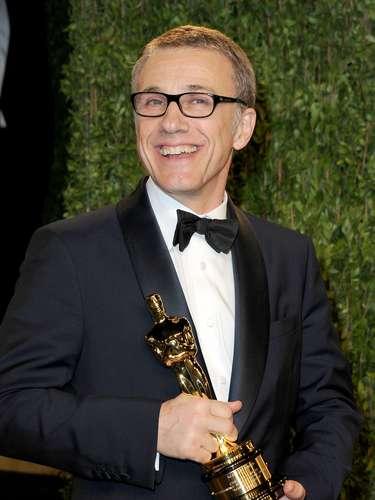 Christoph Waltz exibiu o Oscar demelhor ator coadjuvante, por 'Django Livre'