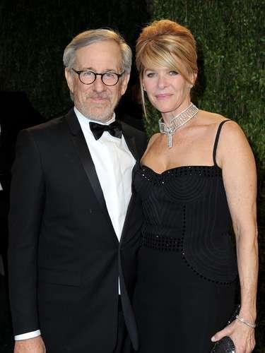 Steven Spielberg eKate Capshaw