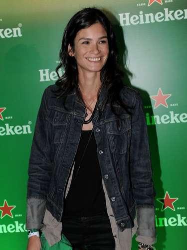 A modelo Carol Ribeiro