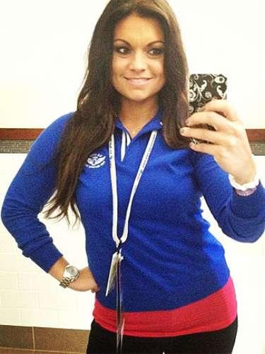 Bianca La Russa - filha do ex-jogador de beisebol Tony La Russa