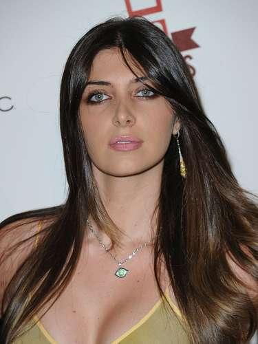 Brittny Gastineau - filha do ex-jogador de futebol americano Mark Gastineau