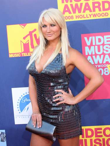 Brooke Hogan - filha do ex-lutador Hulk Hogan
