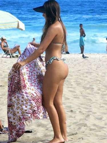 Carol Portaluppi - filha do ex-atacante Renato Gaúcho