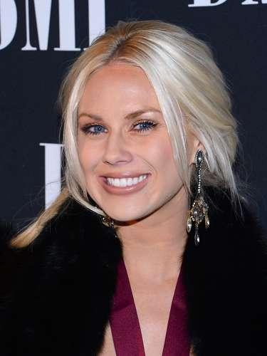 Rachel Bradshaw - filha do ex-jogador de futebol americano Terry Bradshaw